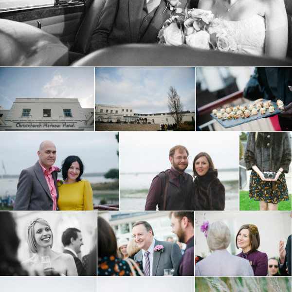 Highcliffe Castle Wedding Photographer