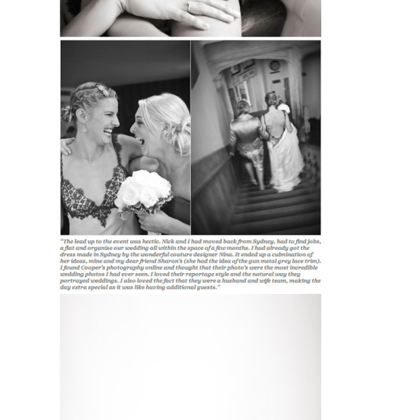 Brighton Wedding Photography - Featured on Ebury Collection