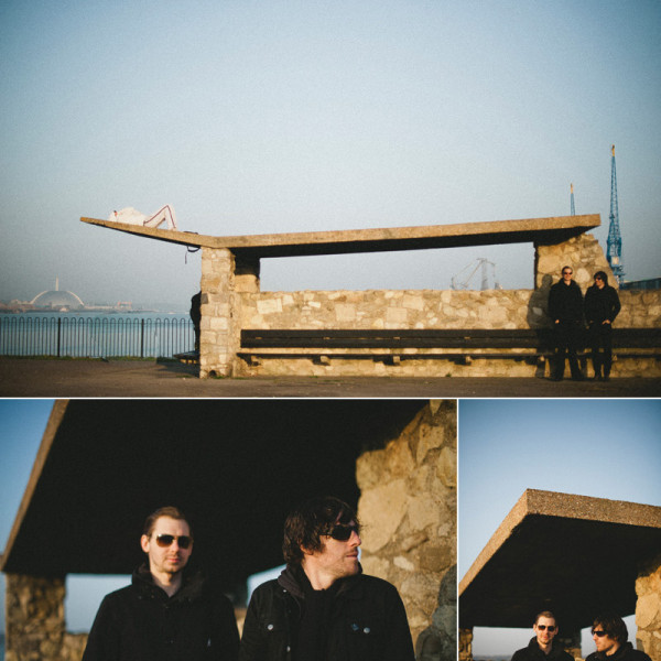 Birdpen - album promo shoot