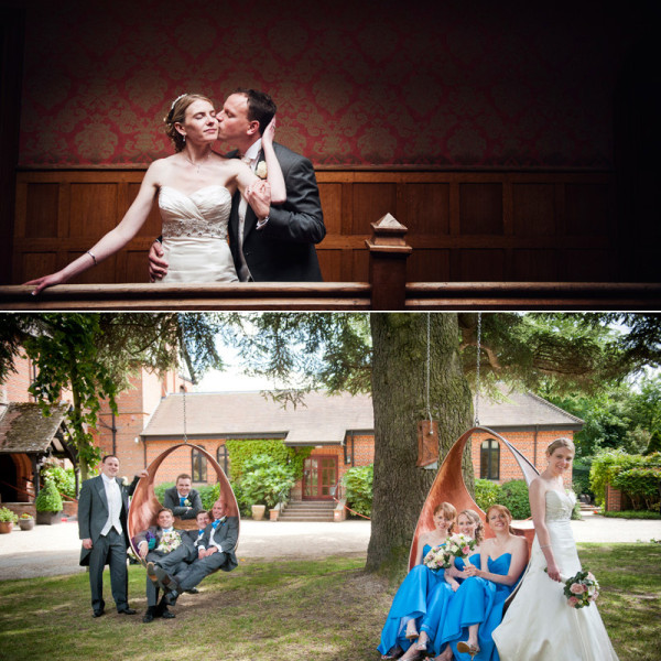 Romsey Abbey Wedding photography - Claire & Simon