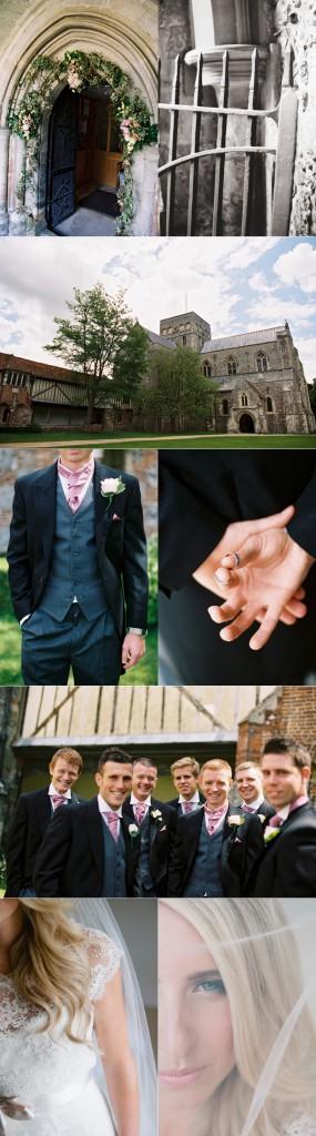 St Cross Church + Lainston House Wedding Photography-3