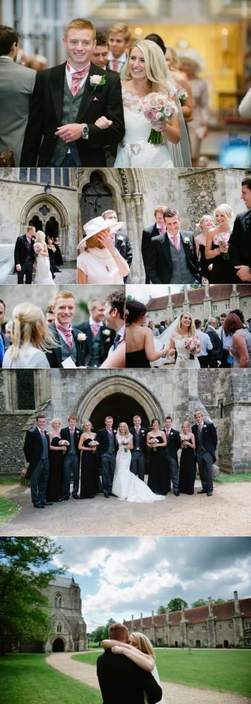 St Cross Church + Lainston House Wedding Photography-5