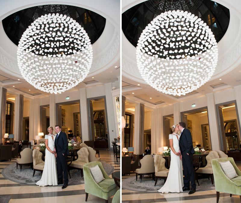 The Corinthia hotel wedding photography0056