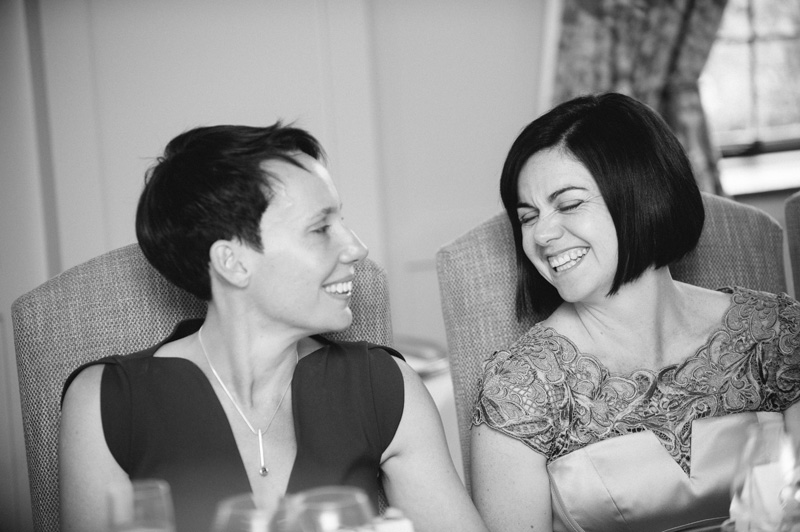 Montagu Arms Civil Partnership - Clare & Debra
