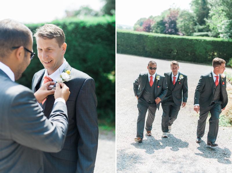 Houghton Lodge Wedding photography0015