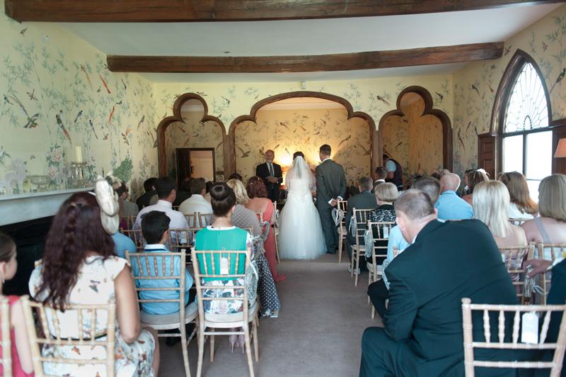 Houghton Lodge Wedding photography0030