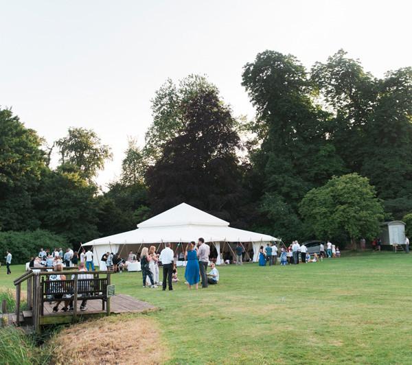 Hampshire wedding photography - Houghton Lodge