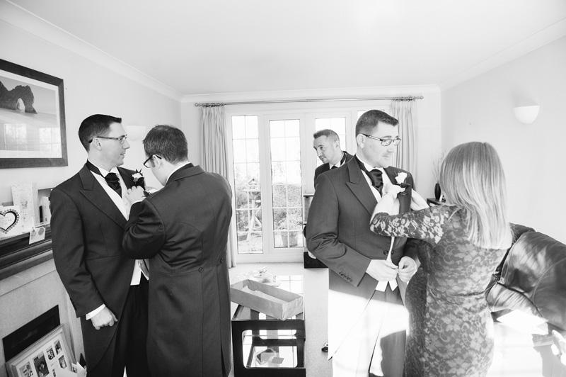 Lulworth Castle Wedding photography0009
