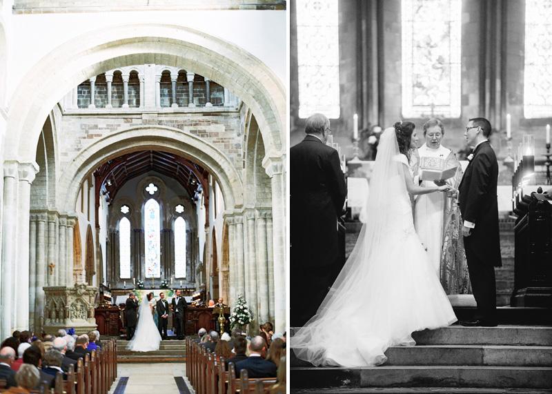 Lulworth Castle Wedding photography0027