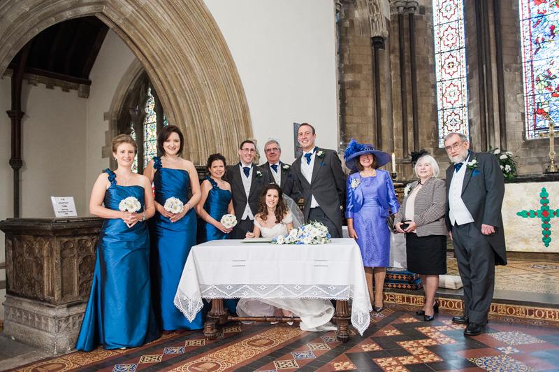 Lulworth Castle Wedding photography0029