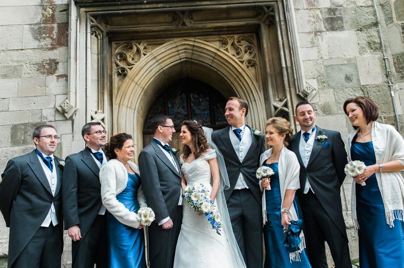 Lulworth Castle Wedding photography0034