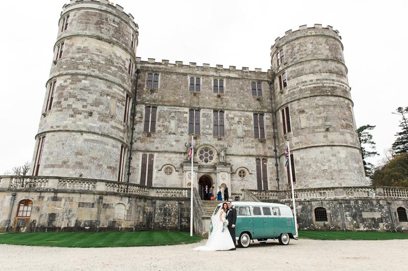 Lulworth Castle Wedding photography0040