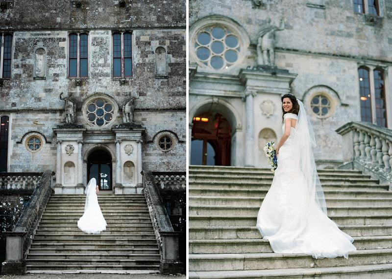 Lulworth Castle Wedding photography0042