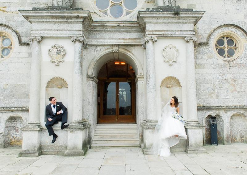 Lulworth Castle Wedding photography0043