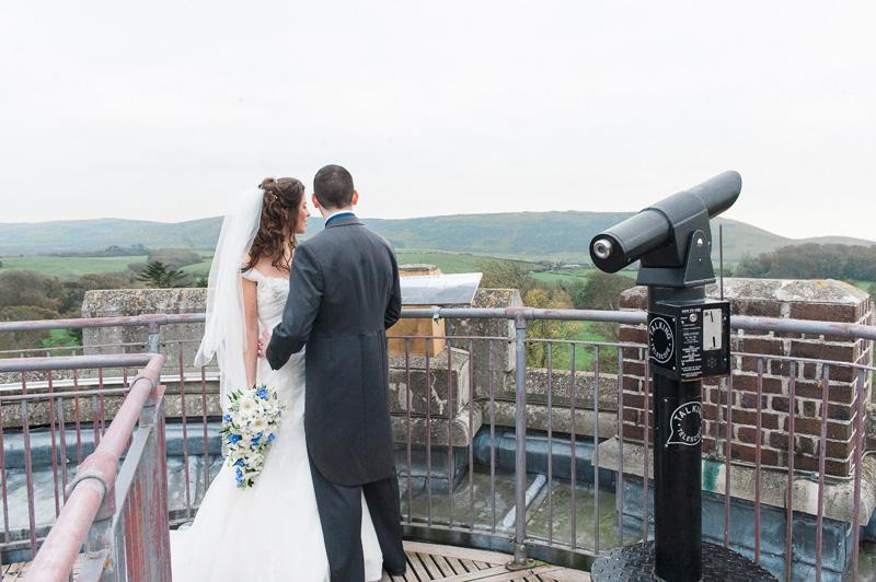 Lulworth Castle Wedding photography0045