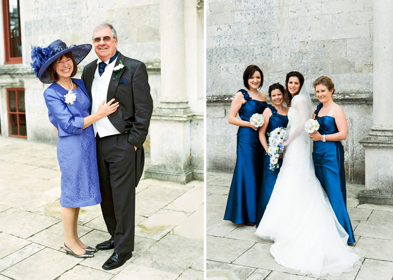 Lulworth Castle Wedding photography0050