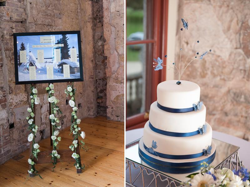 Lulworth Castle Wedding photography0055