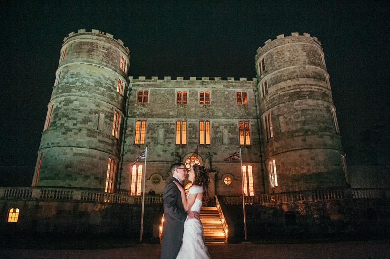 Lulworth Castle Wedding photography0070