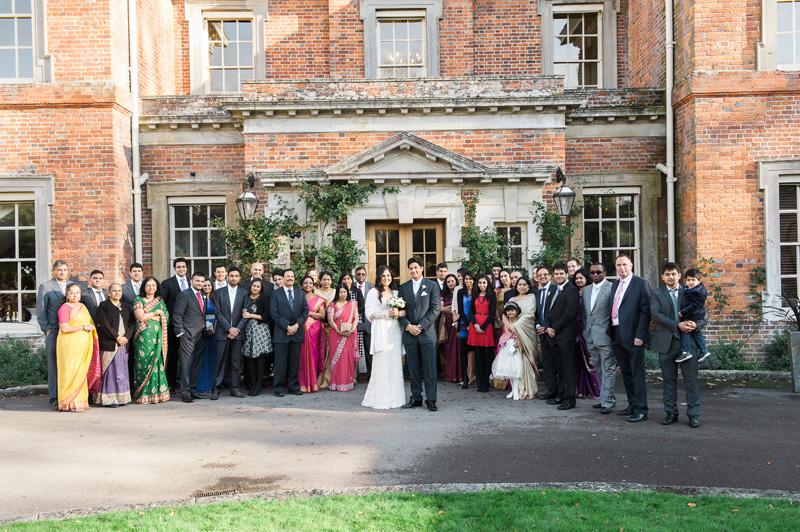 Lainston House Wedding Photography0031