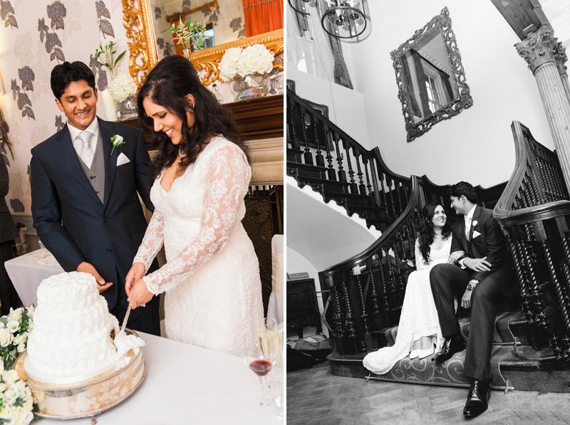 Lainston House Wedding Photography0053