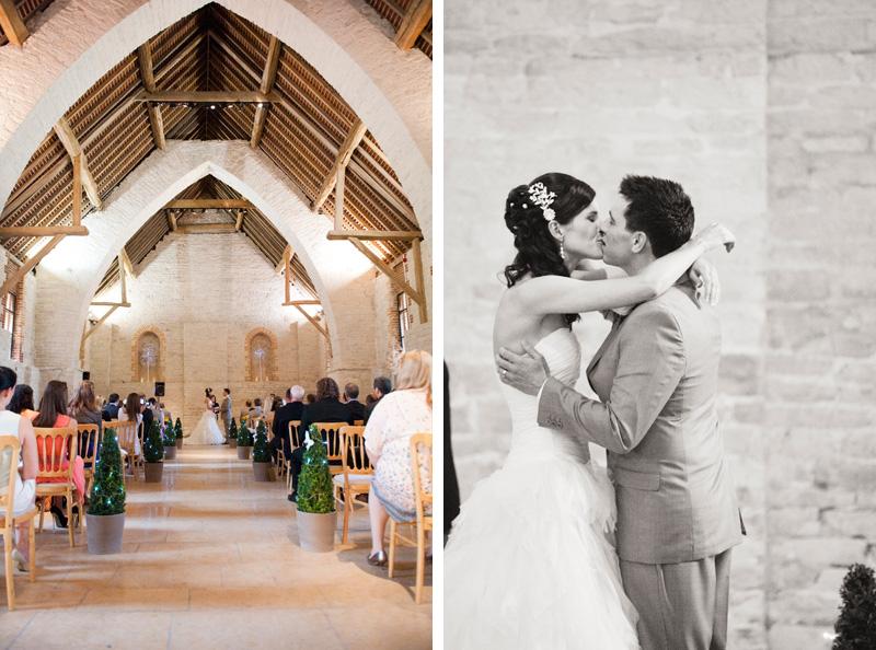 Tithe Barn Wedding photography0018
