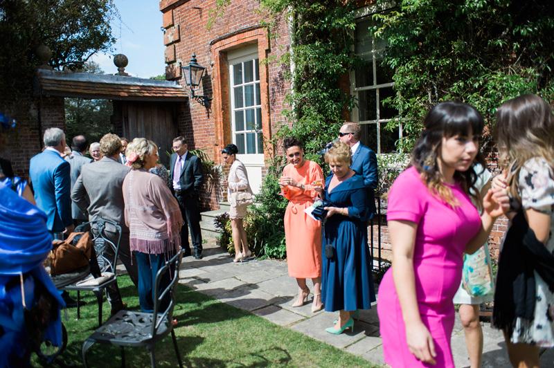Lainston House Wedding Photography0022
