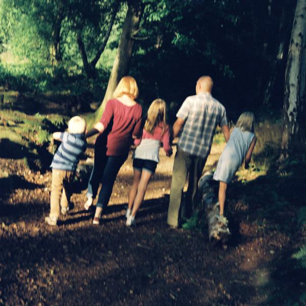 Hampshire Portrait Photography - Schroff Family