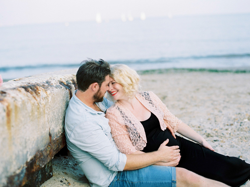 Dorset Maternity Photography - Dan & Haley