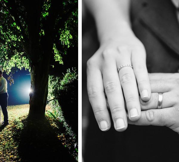 Farnham, Surrey Wedding Photography - Alison & Matt