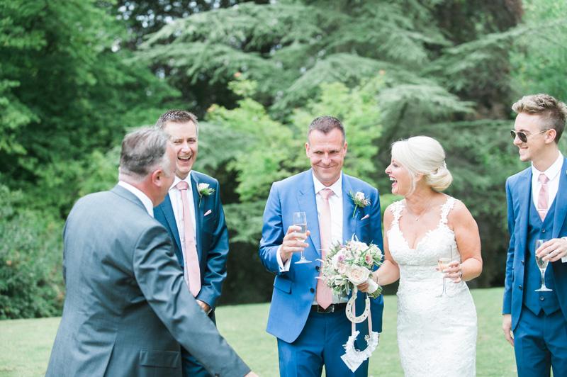 Lainston House Wedding photography063