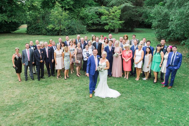 Lainston House Wedding photography065
