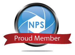 Professional Photographer with The National Photographic Society