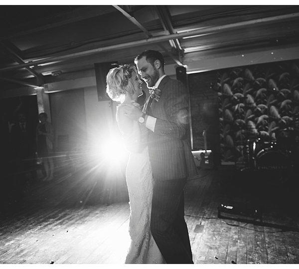 Dalston Heights Wedding Photography - Ali & Patrick