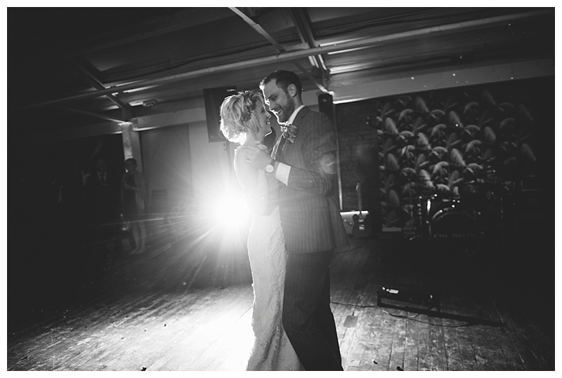 Dalston Heights Wedding Photography - Ali & Patrick