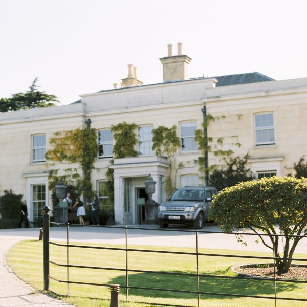 Lime Wood Hotel, Hampshire