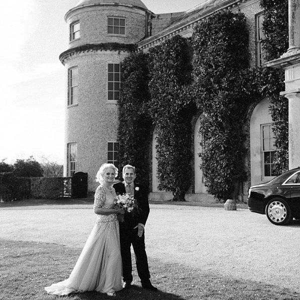Goodwood House Wedding / Sheila & Barry