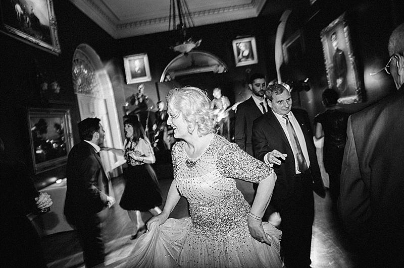 First dance Goodwood House Wedding
