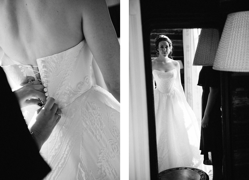 timeless wedding dress, Cooper Photography