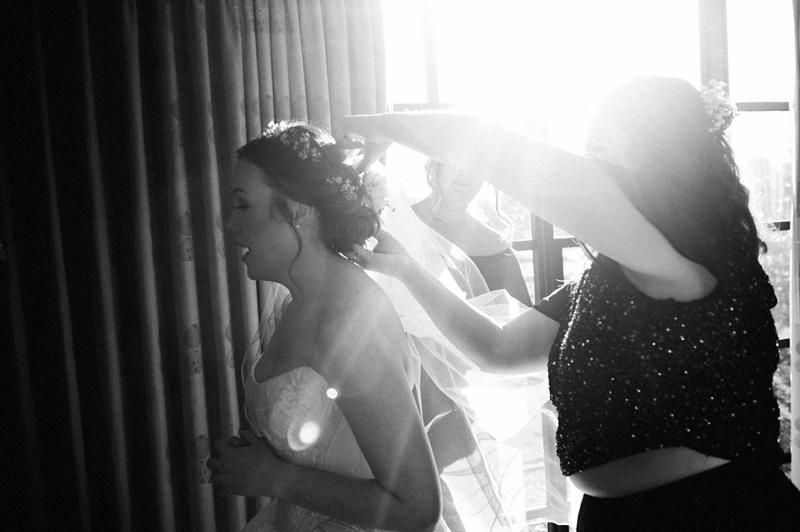 bridal prep Hampshire, Cooper Photography