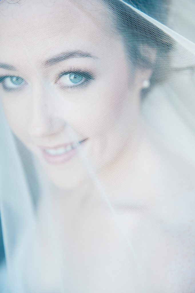 bridal portraits in Hampshire, Cooper Photography