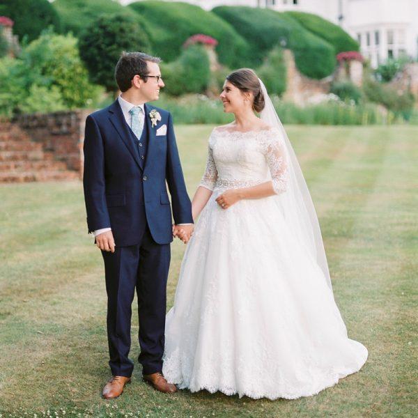 Danesfield House Wedding // Elizabeth & Peter