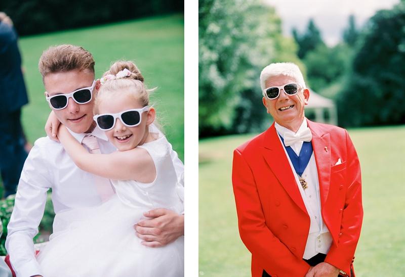 Lainston house wedding