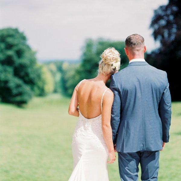 Lainston House Wedding // Emily & Brad